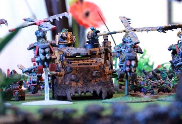 Battlewagon ready to wreak havoc!