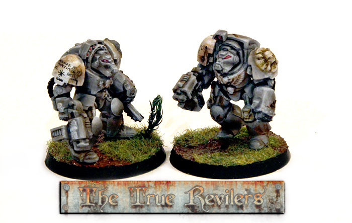 True Reviler Terminators