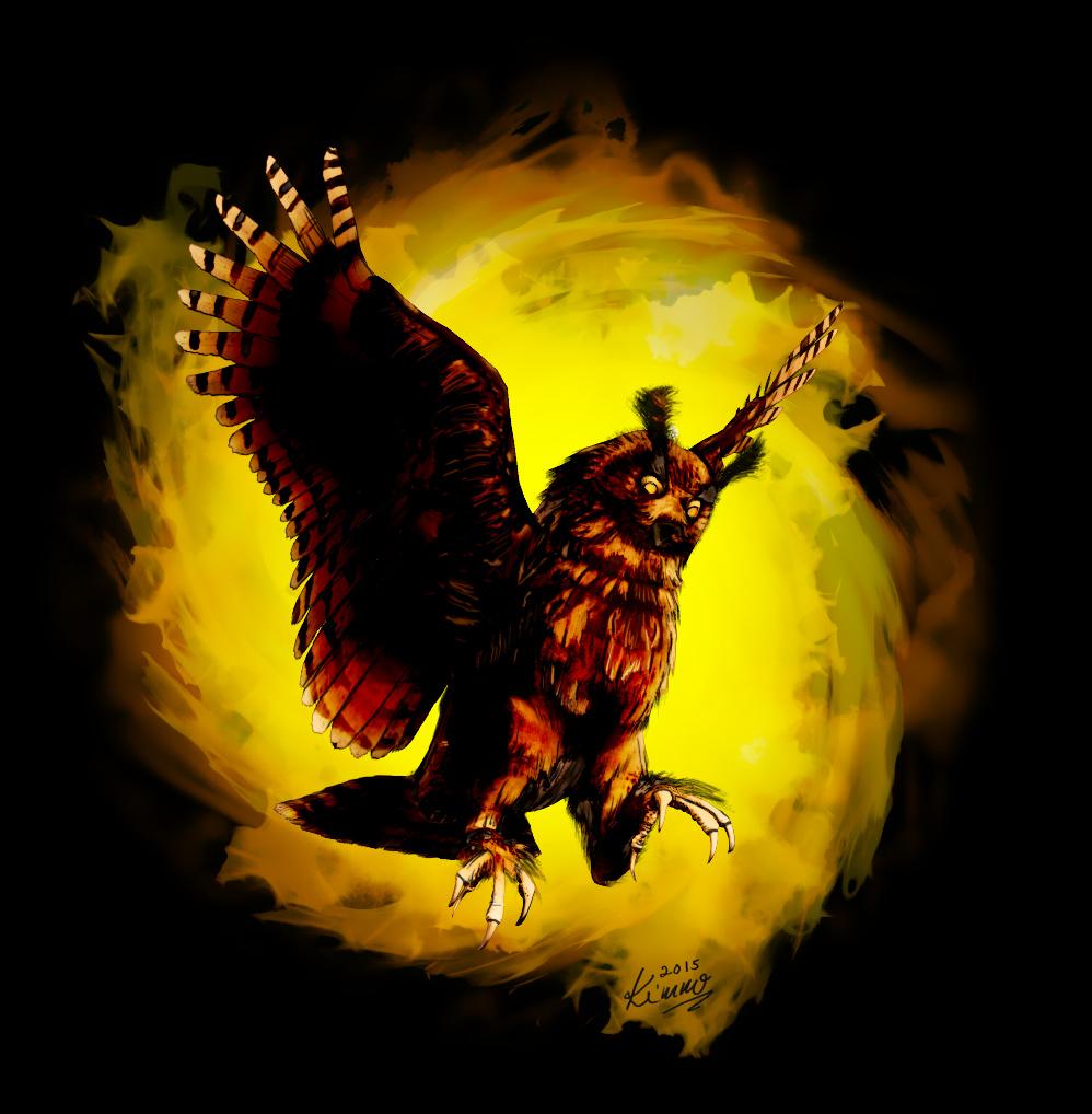 Mana Owl