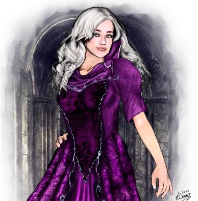 Queen of Akron, Lady Emily Erevan
