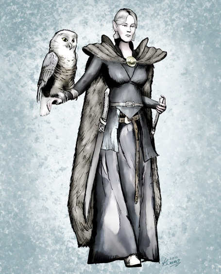 Xseria, an Owl Hunter