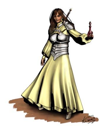 Princess Khalida Calishem
