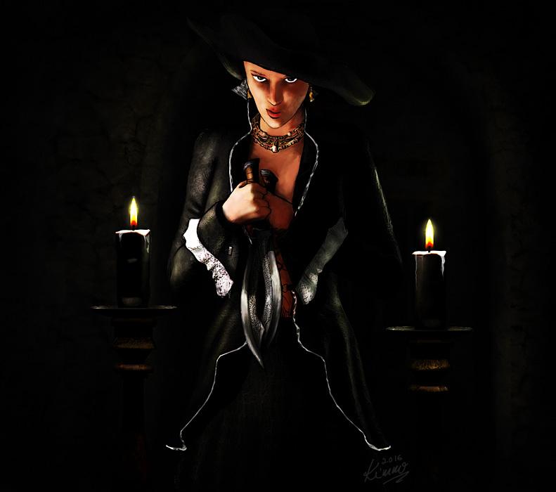 Shamira, Witch of the Black Arts