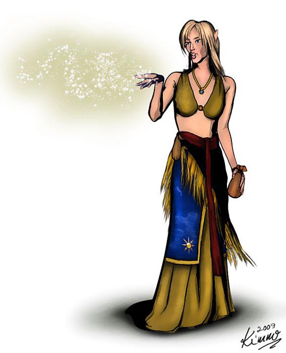 2009-03-08 elven sorceress