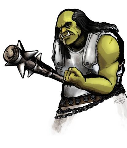 Chieftain Grom