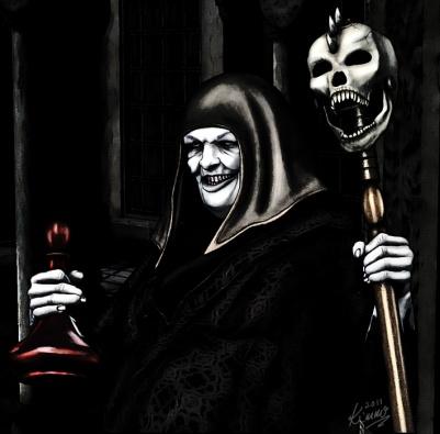 Witch Queen Larissa