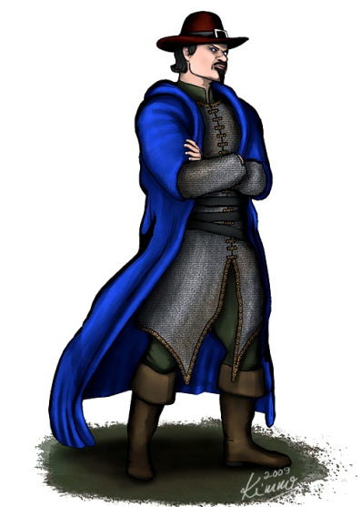 Count Roberto Romano