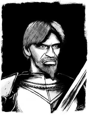 Warrior Portrait