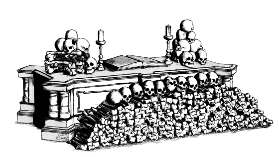 The Ritual is Not Working! Perhaps We Need More Skulls?