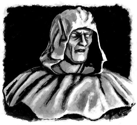 Cult High Priest