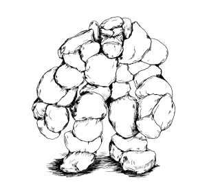 Ungrug the Stone Golem