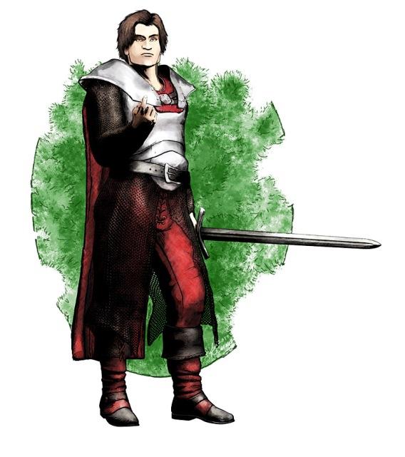 Arthur Griffin, Swordsmaster