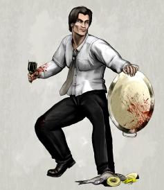 Arthur Griffin, Zombie Apocalypse Survivor