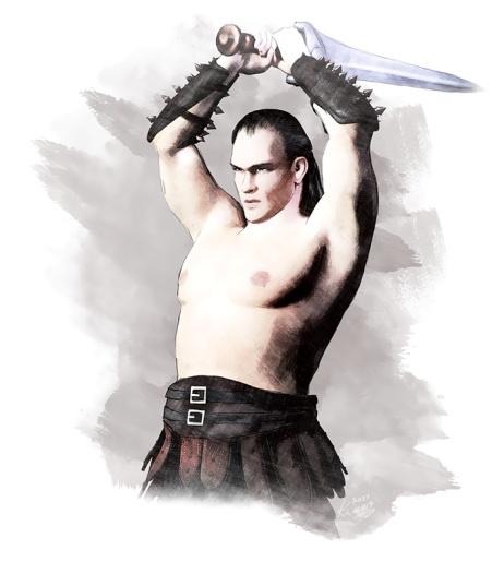 Baz Sigmor, Barbarian