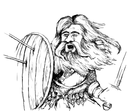 Dwarf Warrior