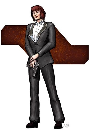 Milana Hverc, Shadowrun Negotiator