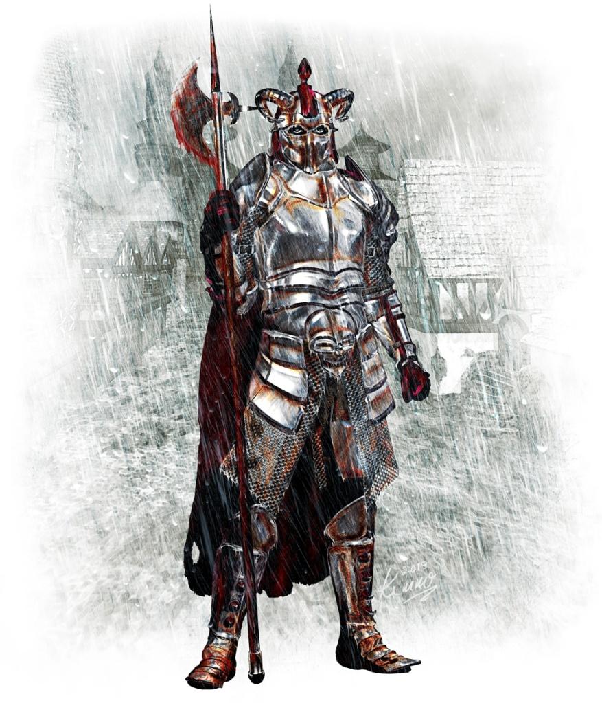 Lord Kovalich, Protector of La'andor